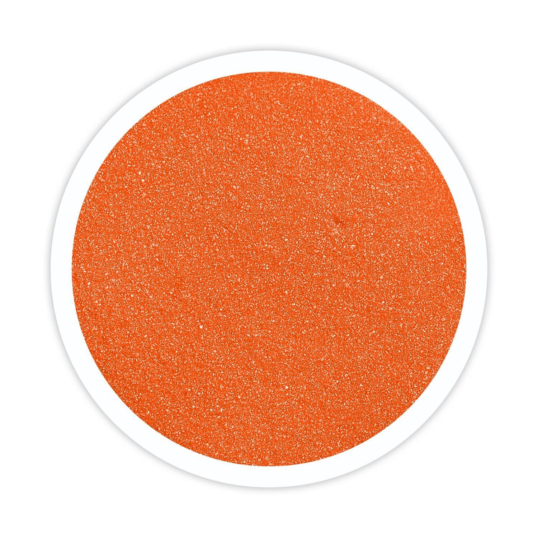 Sandsational Orange Unity Sand~1.5 lbs (22 oz), Colored Sand for Weddings, Vase Filler, Home Décor, Craft Sand