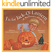 J is for Jack-O'-Lantern: A Halloween Alphabet (Holiday)