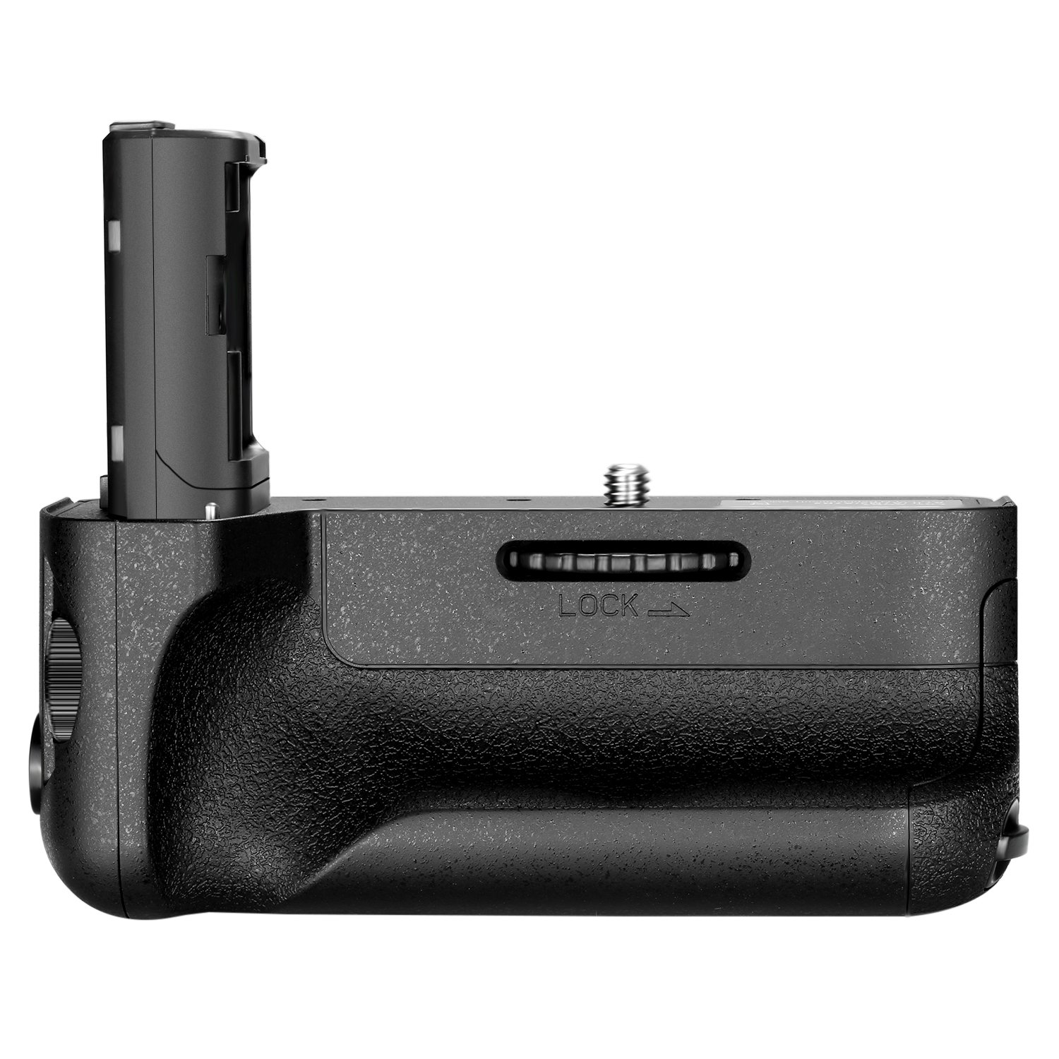 Neewer Vertical Battery Grip Replacement, Compatible with Sony VG-C2EM Works with NP-FW50 Battery for Sony A7 II A7S II and A7R II Cameras (Battery NOT Included) by Neewer
