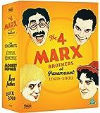 The 4 Marx Brothers At Paramount 1929 - 1933 [Blu-ray]