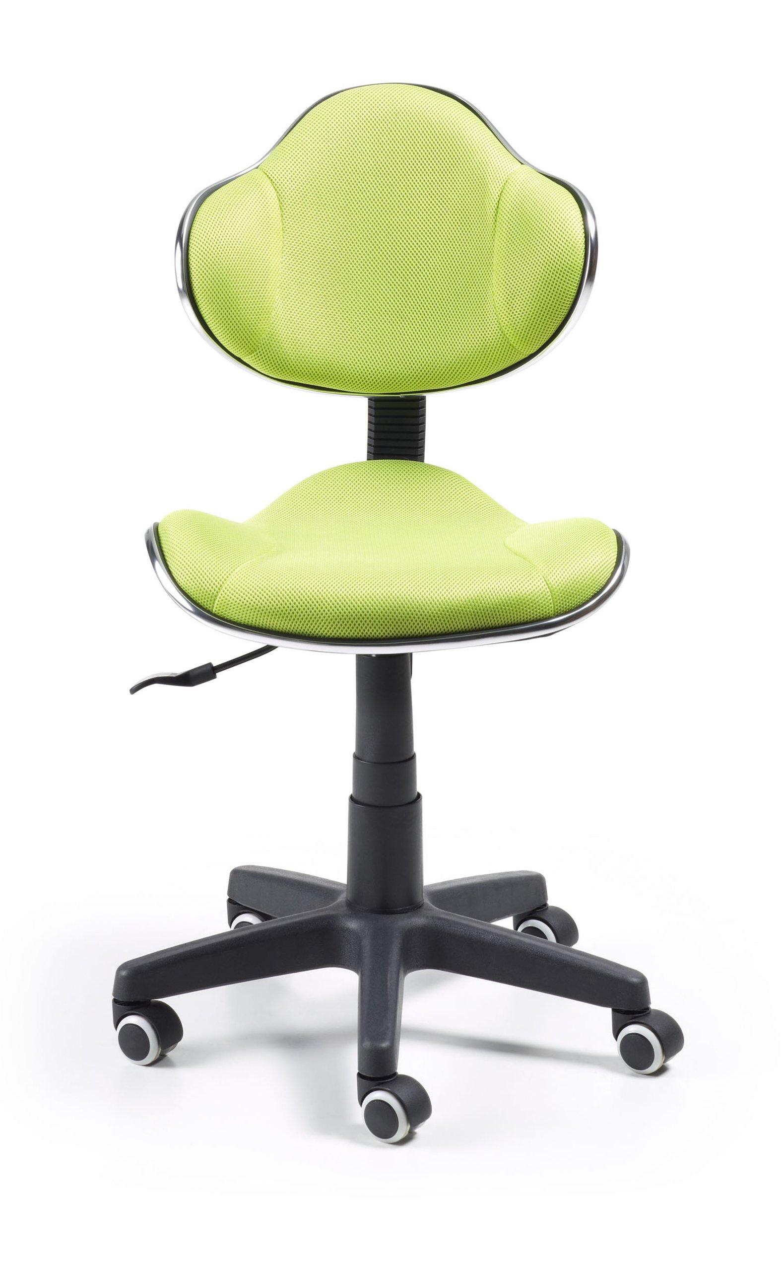 Silla de oficina juvenil, color verde product image