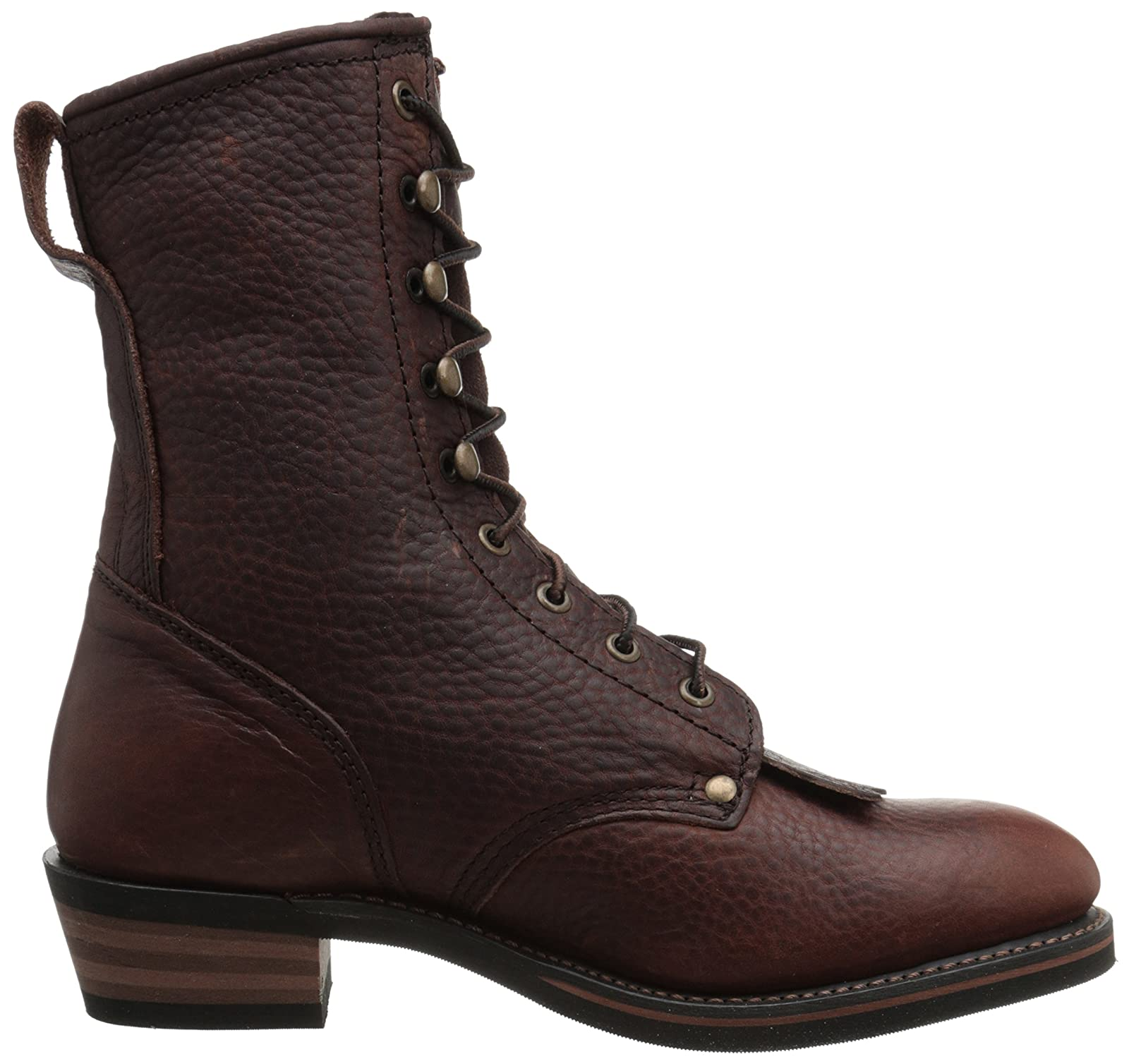 Adtec Men's 9 Inch Packer-M Boot Chestnut 9 M US - 7