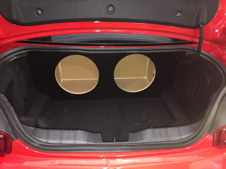 Zenclosures 2016-2019 Chevy Camaro 2-12 Subwoofer Box