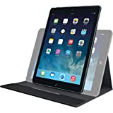 Logitech Turnaround Case with Rotating Frame and Multi-Angle Stand for iPad Air (939-000838)