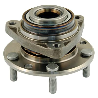 ACDelco 513013 Advantage Wheel Hub and Bearing Assembly with Wheel Studs: Automotive