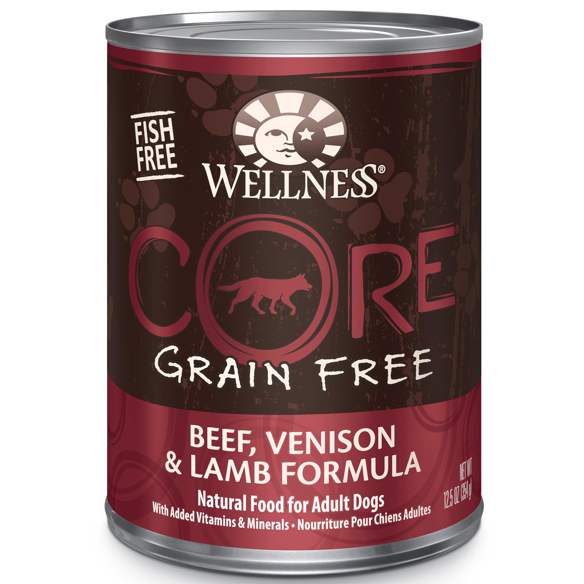 Wellness Canned Dog Food Amazon
