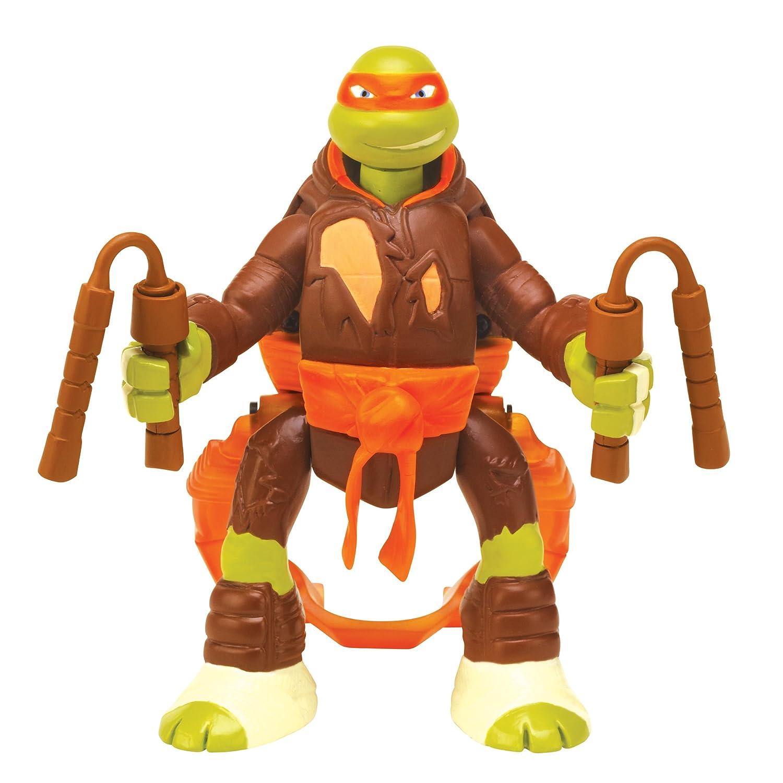 Amazon.com: Teenage Mutant Ninja Turtles Throw N Batalla de ...
