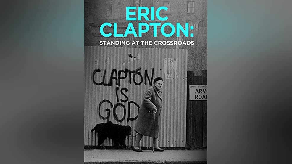 Eric Clapton - Standing at the Crossroads
