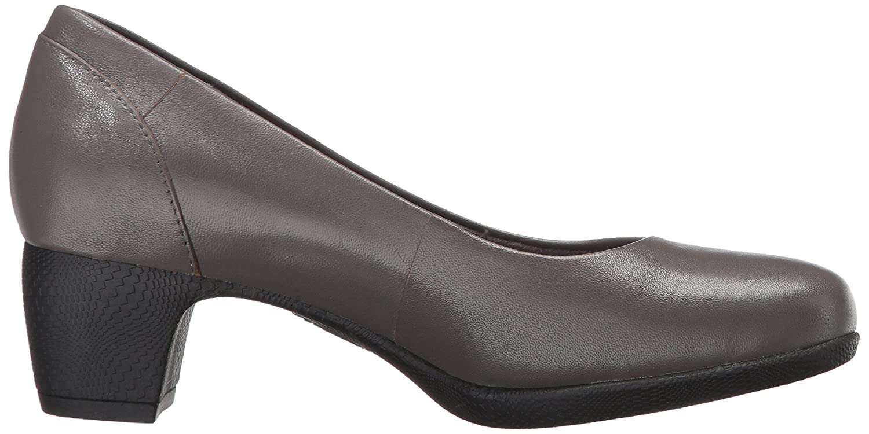 SoftWalk Women's Imperial Ii Dress Pump B01MQYFLT8 7.5 B(M) US|Dark Grey