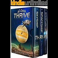 Aloha Thrive: Thrive Space Colony Adventures Box Set Books 1-3 (Thrive Box Sets Book 1)