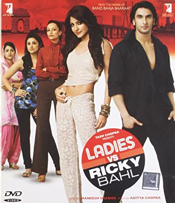 in Ladies VS Ricky Bahl movie in hindi dubbed download