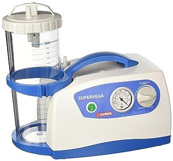 Gima 28212 - Aspirador quirúrgico Super Vega, 2L: Amazon.es: Industria, empresas y ciencia