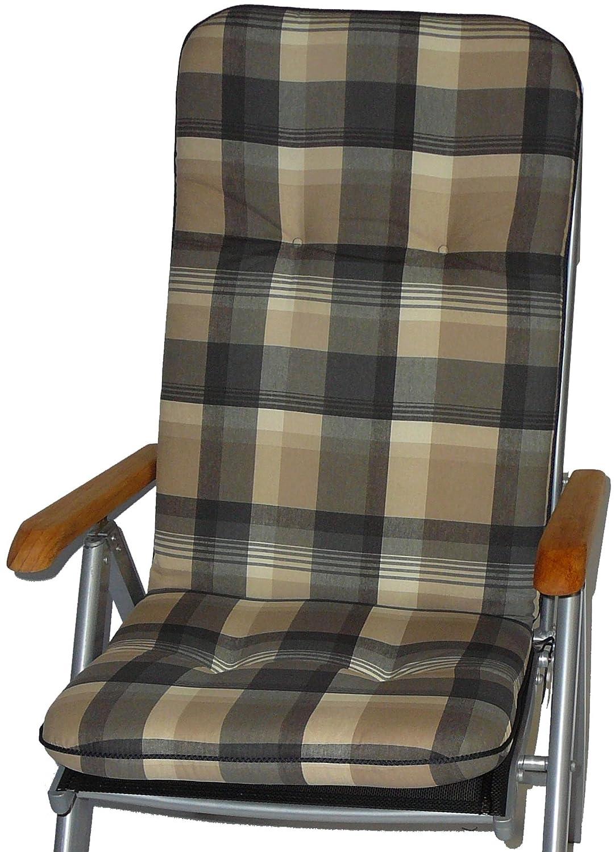 pad BEO M942 Forlì HL Kordel per la sedia, circa 47 x 120 cm, spessore di circa 6 cm M942 Forli HL