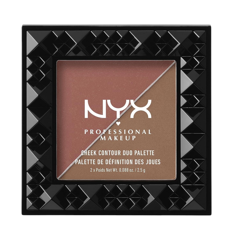 NYX Cosmetics Cheek Contour Duo Palette Wine & Dine