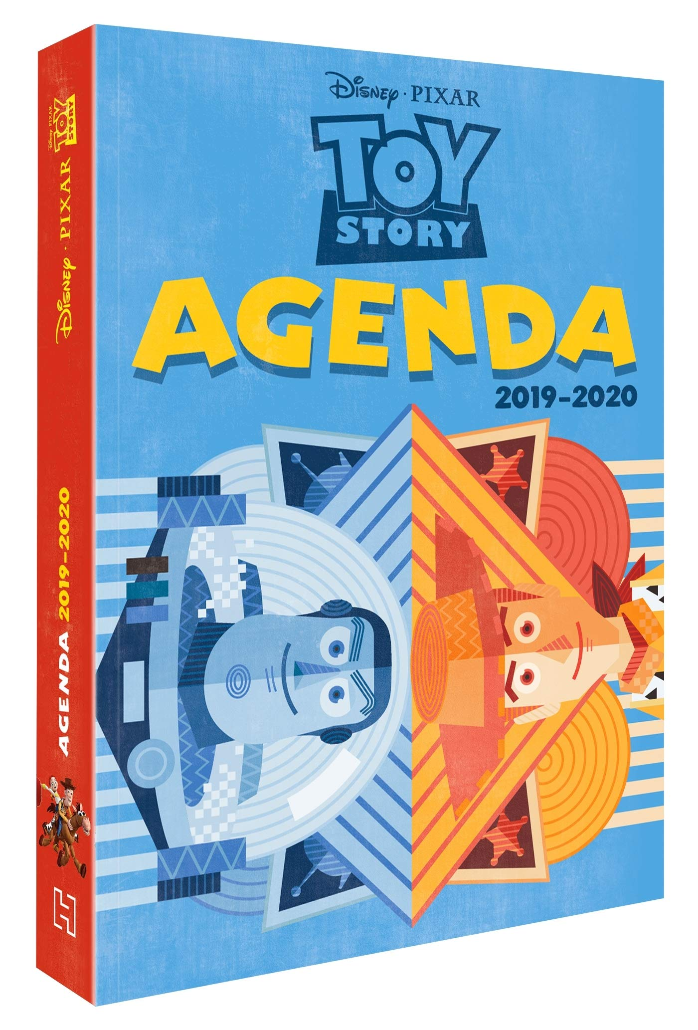 TOY STORY - Agenda 2019-2020 - Disney Pixar: Amazon.es ...