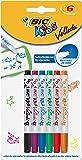 Bic Velleda - Pack de 6 rotulador para pizarra blanca, multicolor