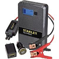 Stanley SS4LS Simple Start Li-Ion Jump Starter and 8000mAh Portable Power Bank
