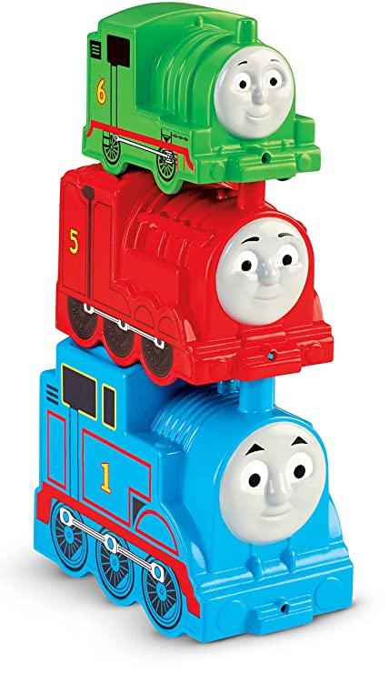 Thomas Friends Fisher Price My First Stacking Steamies