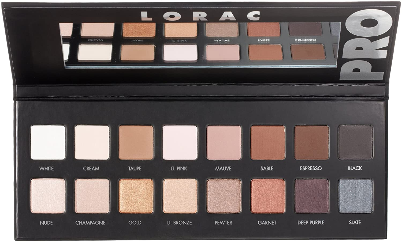 Amazon lorac pro palette luxury beauty baditri Gallery