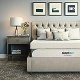 Classic Brands Cool 1.0 Ultimate Gel Memory Foam 14-Inch Bonus Pillow Mattress