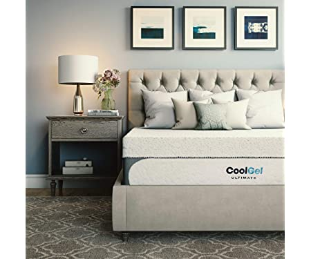 Classic Brands Cool Gel 1.0 Ultimate Gel Memory Foam