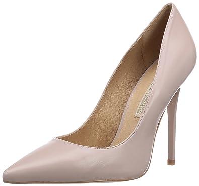 Womens 11335x-269 L Turin Closed Toe Heels, Pink Buffalo