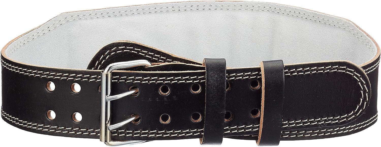 Cintur/ón con Peso Chiba Trainingshilfe-G/ürtel Leder