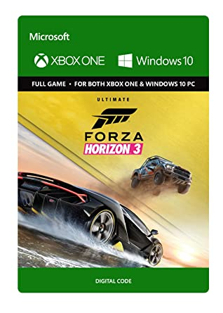 Forza Horizon 3 Ultimate Edition [Xbox One/Windows 10 PC - Download