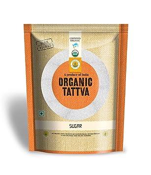 Organic Tattva Sugar, 500g