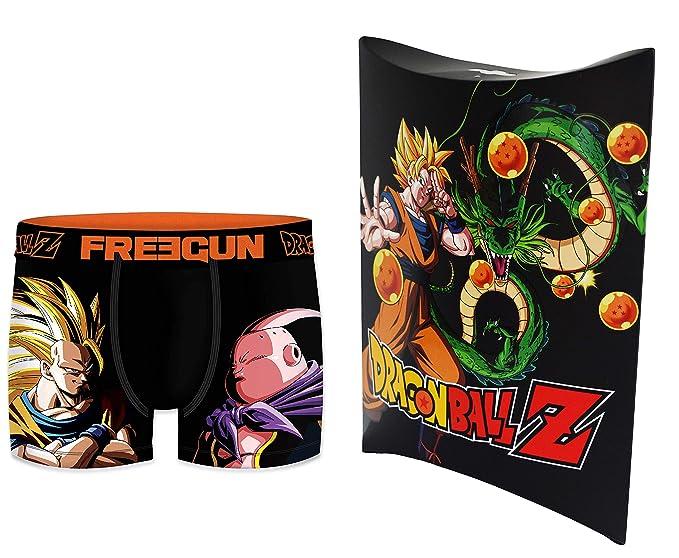 Dragon Ball Z - Bóxers - para Hombre: Amazon.es: Ropa y ...