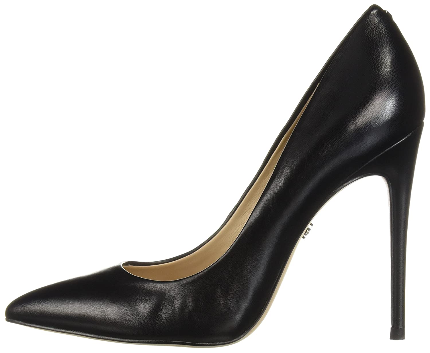 Sam Edelman Women's Danna Pump B07BQYX7TM 9 B(M) US|Black Leather