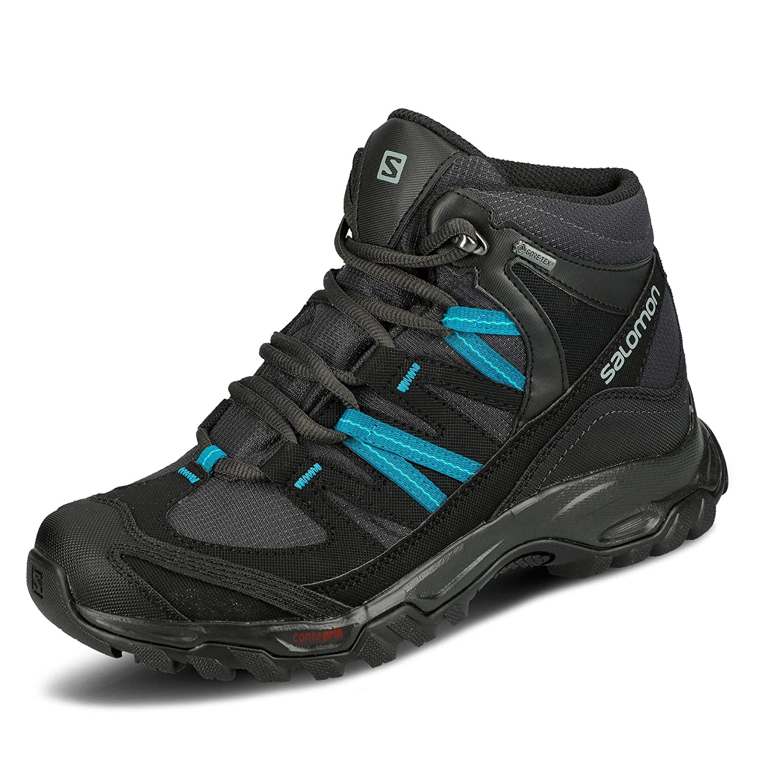 SALOMON Shindo Mid GTX: Amazon.co.uk: Shoes & Bags
