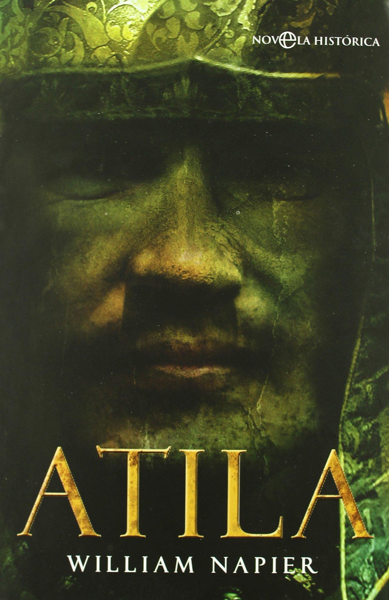 Estuche Atila, la trilogia: William Napier: 9788497346498 ...