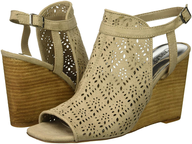 24f991d886 Carlos by Carlos Santana Womens Gabrielle Wedge Sandal: Amazon.ca: Shoes &  Handbags