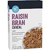 Amazon Brand - Happy Belly Raisin Bran Cereal, 18.7 Ounce