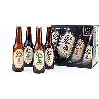 Cerveza Artesanal Ocho Reales Premium Pack, 12 Pack 355 mL