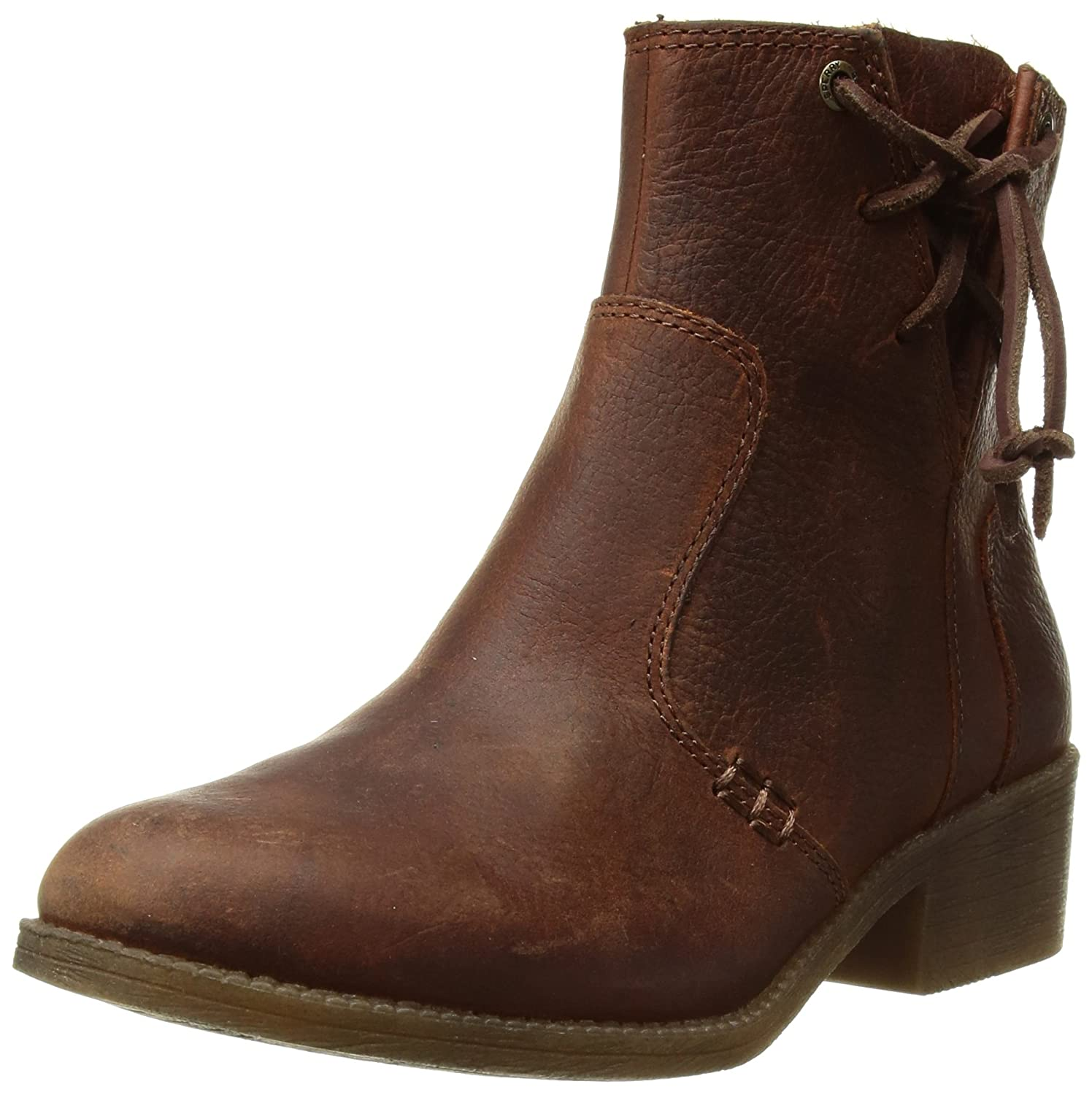 Sperry Top-Sider Women's Juniper Glyn Ankle Boot B01N7KAINO 10 B(M) US|Rust