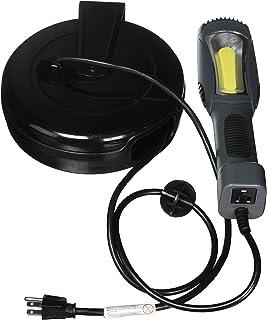 Super Bright 1300 LUMEN RETRACTABLE COB LED CORD REEL TASK LIGHT ALERT  STAMPING 5030AM