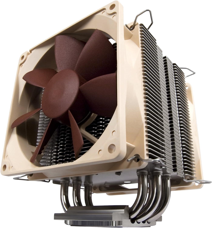 Noctua NH-U9B SE2, Disipador de CPU (92 mm, Marrón)