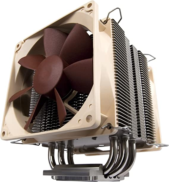 Noctua NH-U9B SE2, Disipador de CPU (92 mm, Marrón): Amazon.es ...
