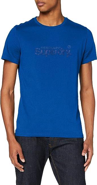 Superdry Core Logo Tonal tee Camisa para Hombre