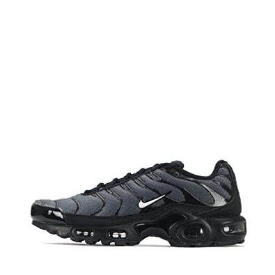 7c770cea3fcdc6 Nike Men's Air Max Plus Txt Sneakers Black Size: 5 UK: Amazon.co.uk: Shoes  & Bags