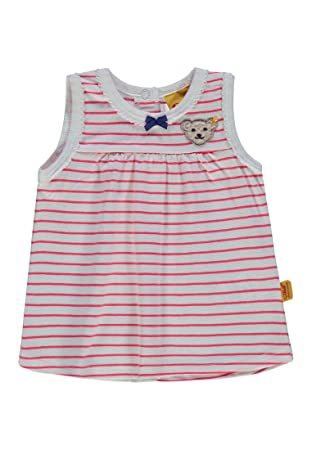 finest selection 7a53c 64af4 Steiff Tunika ohne Arm Baby, Kinder Mädchen: Amazon.de: Baby