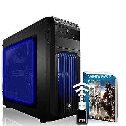 Agando Overclocking Gaming Pc Unité Centrale De Pc De Joueur Intel Core I7 6700k 8gb Ram Geforce Gtx1070 8gb Windows 7 Pro