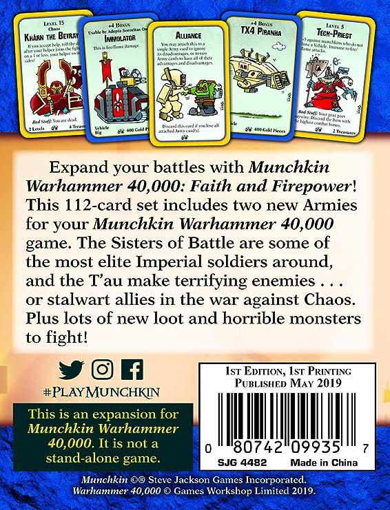 Munchkin Ultra Munchkin Promo Card NEW Steve Jackson Game SJG