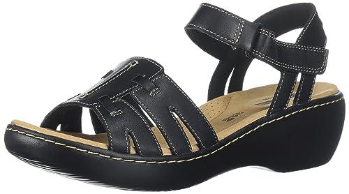 1273aef90 Clarks Women s s Delana Nila Platform  Amazon.co.uk  Shoes   Bags