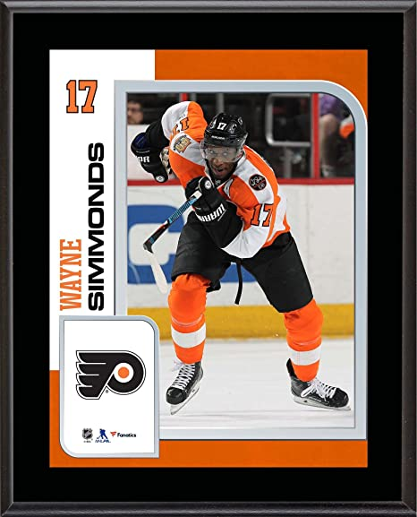 wholesale dealer e1726 95231 Amazon.com: Wayne Simmonds Philadelphia Flyers 10.5