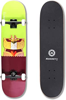 MINORITY Maple Cruiser Skateboards