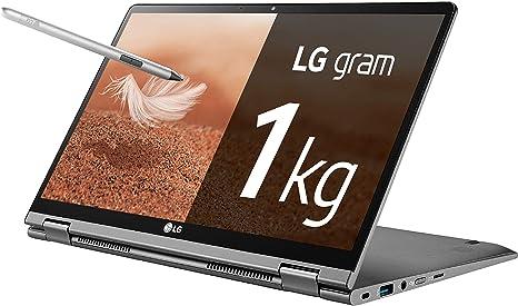 LG gram 14T990-G - Ordenador portátil convertible - 35.5 cm (14 ...