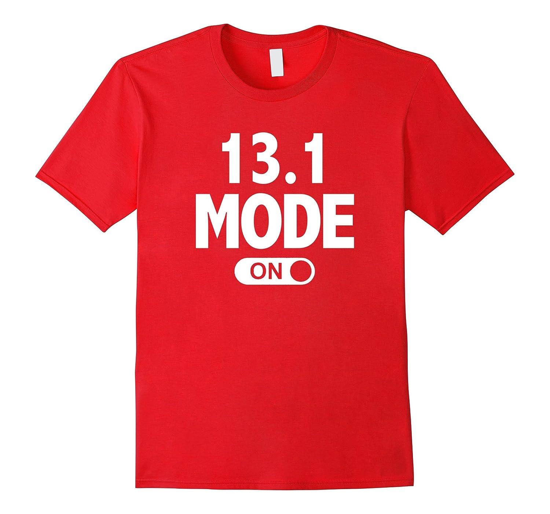 13.1 Half Marathon Running Funny T-Shirt for Runners-T-Shirt